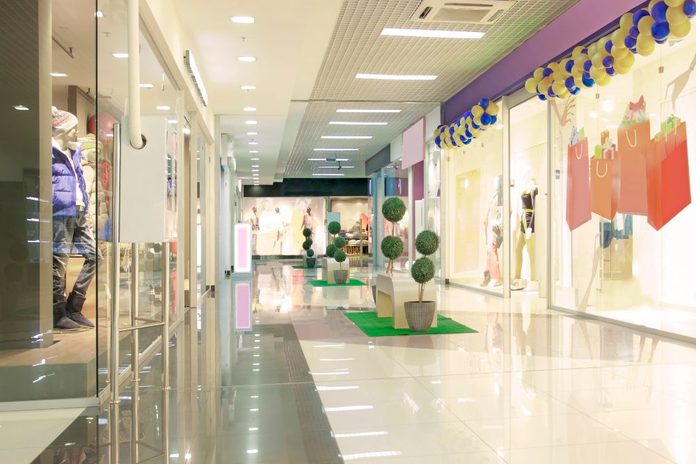 retail centre
