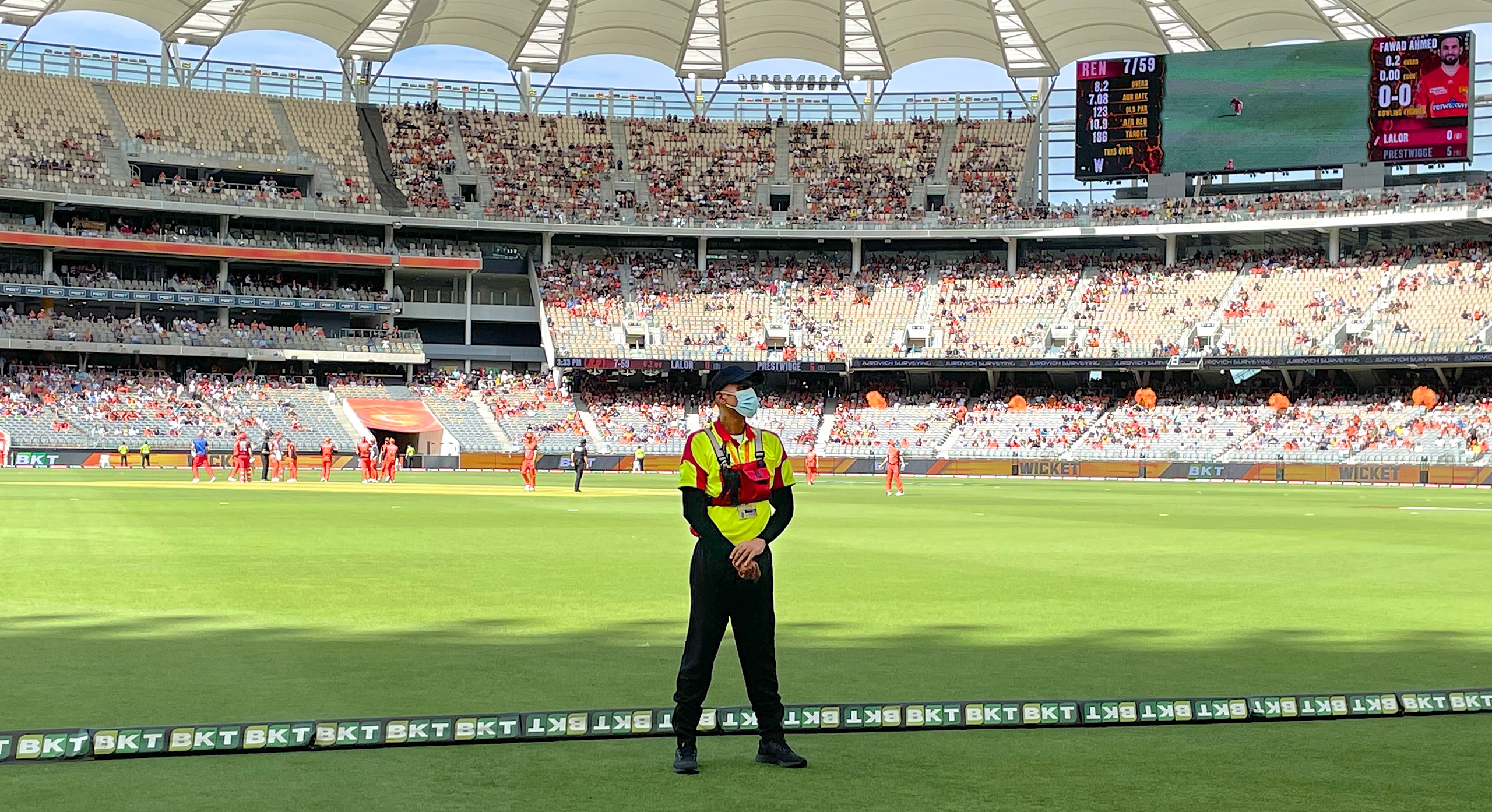 NPB Security to keep watch at some of Perth's highly anticipated events