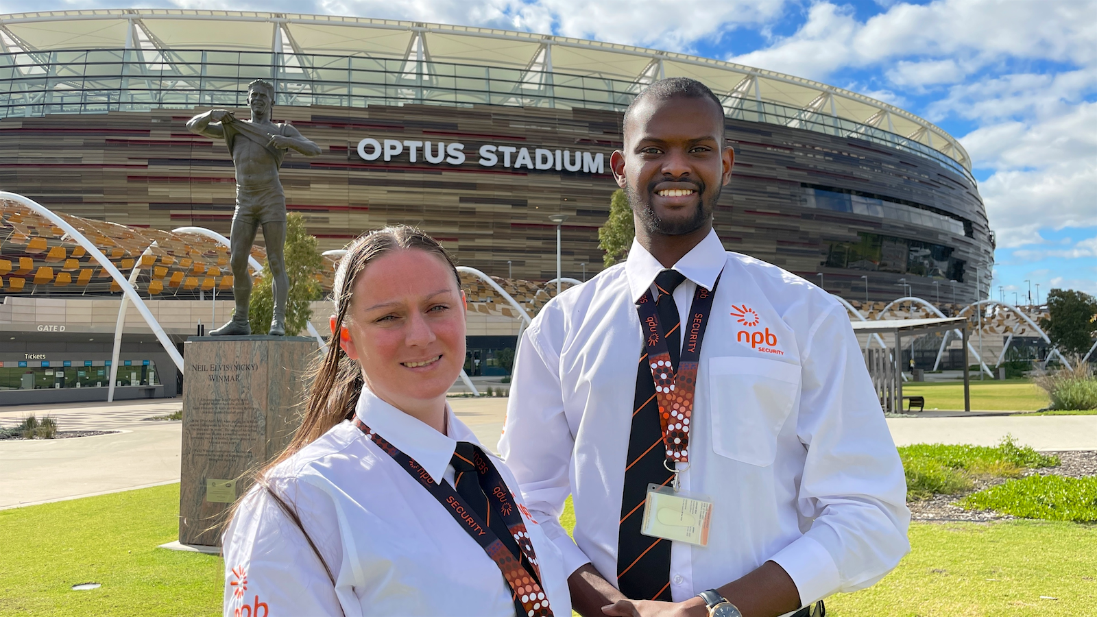 NPB Security celebrates partnership with Indigenous-owned business for Reconciliation Week