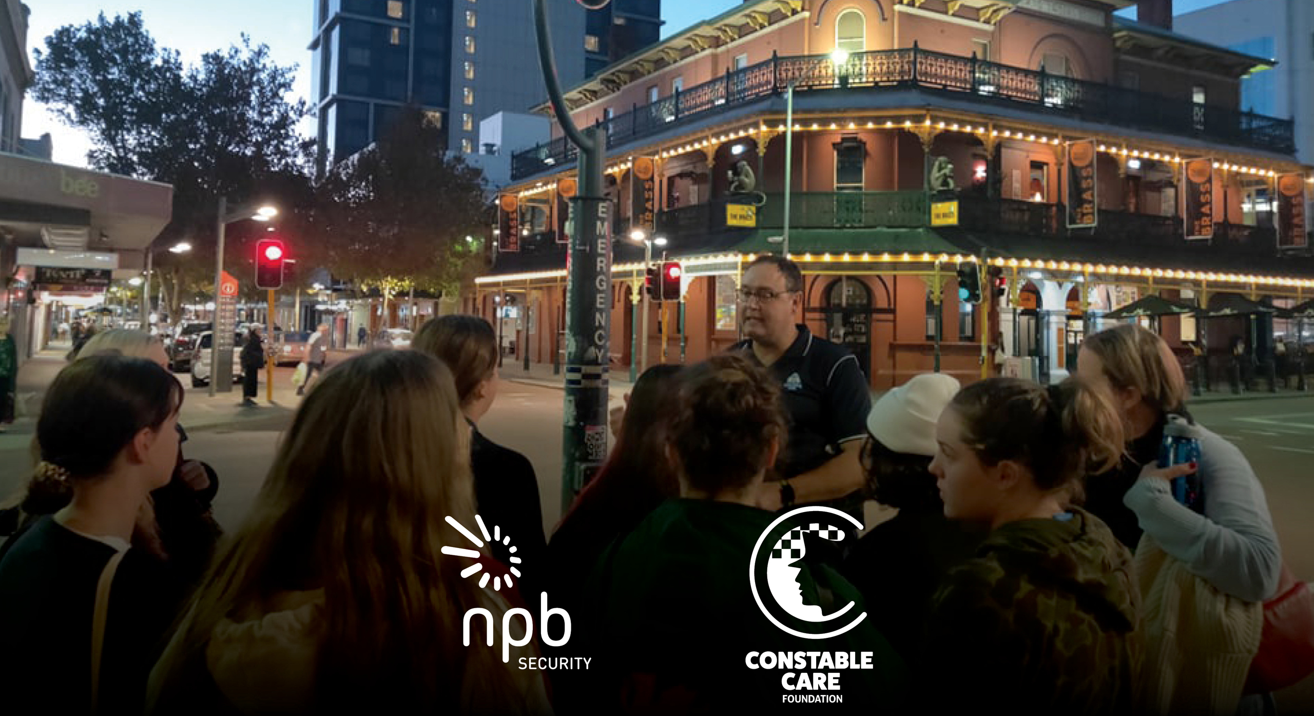 NPB Security partner with Constable Care Foundation