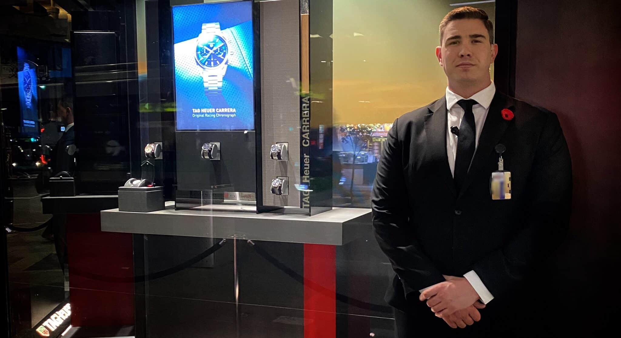 NPB Security in Retail Demand